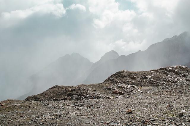 Stubaital - Vom Eisjoch zur Dresdner Hütte Gletscherpfad und Gletscherweg  Wanderung-Stubaital  Wandern-Tirol 11