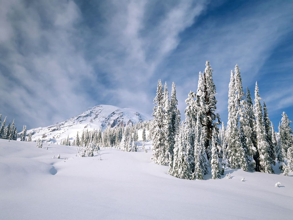 Snowy Background With Mountain: Pinoy99 News Daily Updates