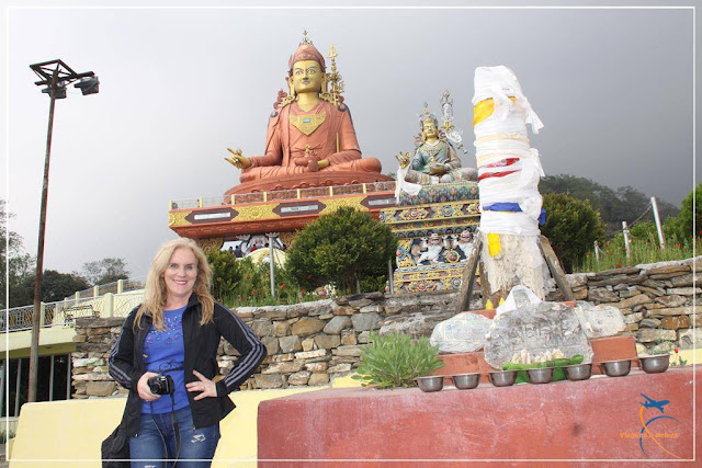 Samdruptse  - Namchi - Templo Budista