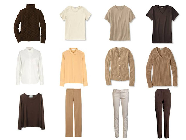 Another Common Capsule Wardrobe With Romance The