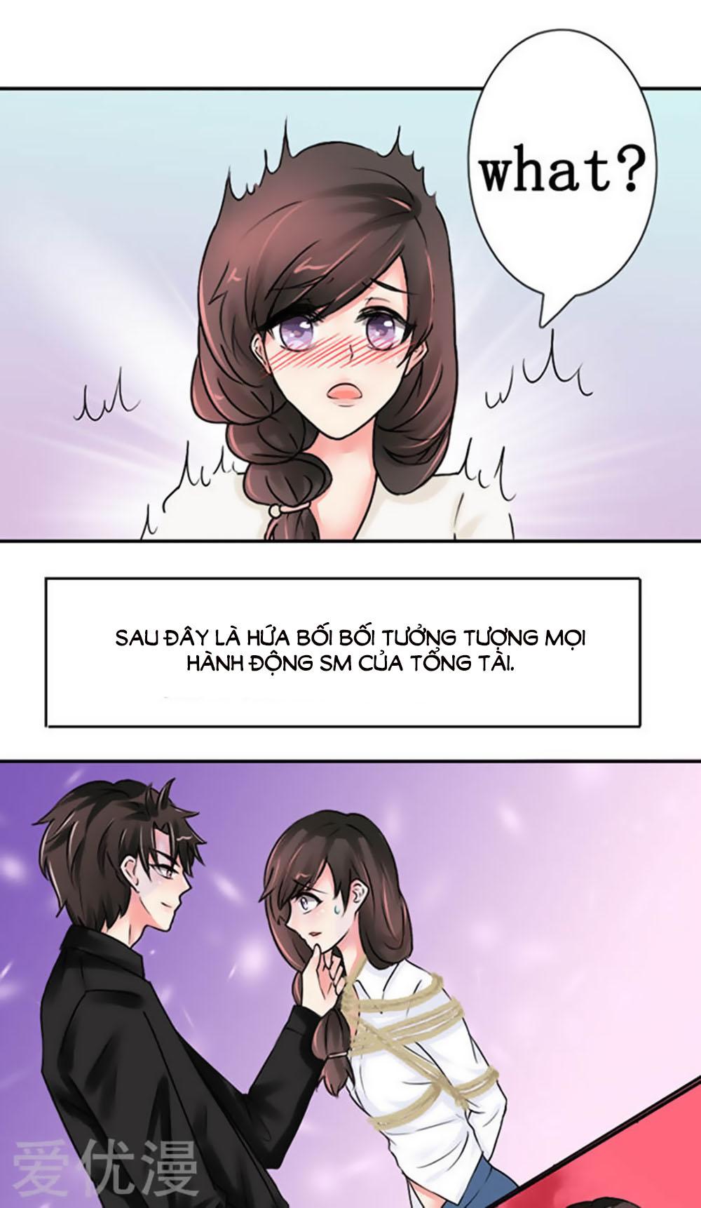 Tổng Tài Ma Cà Rồng Tha Cho Tôi_Chap 10