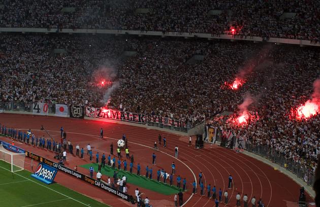 رسميا الزمالك يخاطب الأمن لحضور 40 ألف مشجع زمالكاوي في مباراة أهلي طرابلس