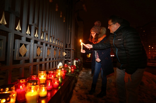 Russia Mourns 92 Killed In Black Sea Jet Crash, Search For Black Box Ongoing
