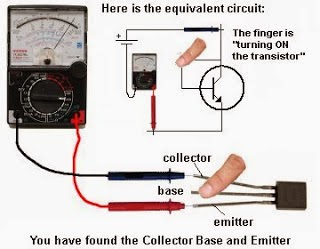 How to Test an Unknown Transistor