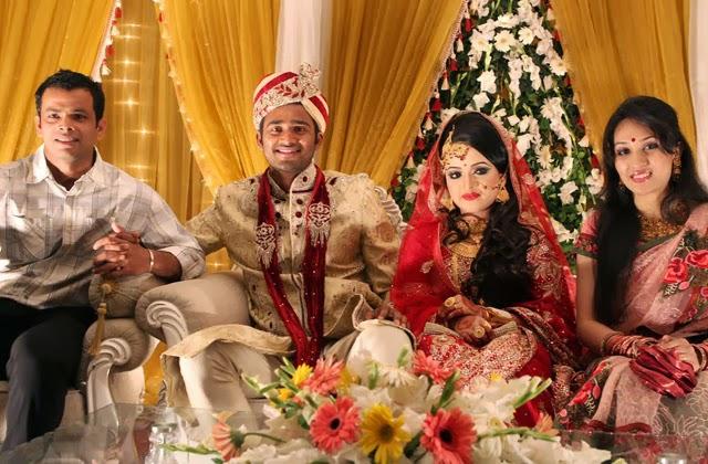 Shadat married Jesmin