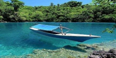 Pantai Sulamadaha Sebening Kaca di Maluku UtaraPantai Sulamadaha pantai sulamadaha di ternate