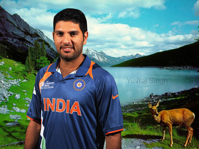 Latest Yuvraj Singh Images, Wallpaper