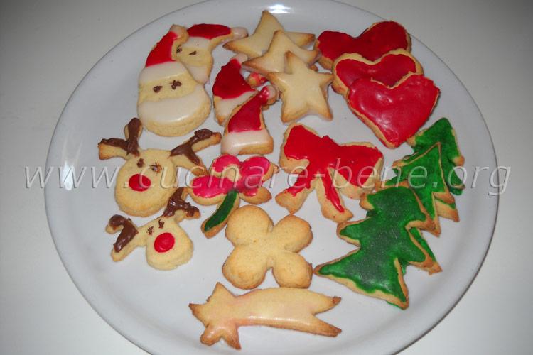 Ricetta Biscotti Di Natale.Biscotti Di Natale