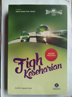 Fiqh Keseharian menjawab problematika Toko Buku Aswaja Surabaya