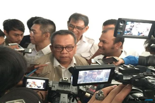 Legawa Tak Jadi Wagub DKI, Taufik: Saya Mengamankan Kebijakan Prabowo