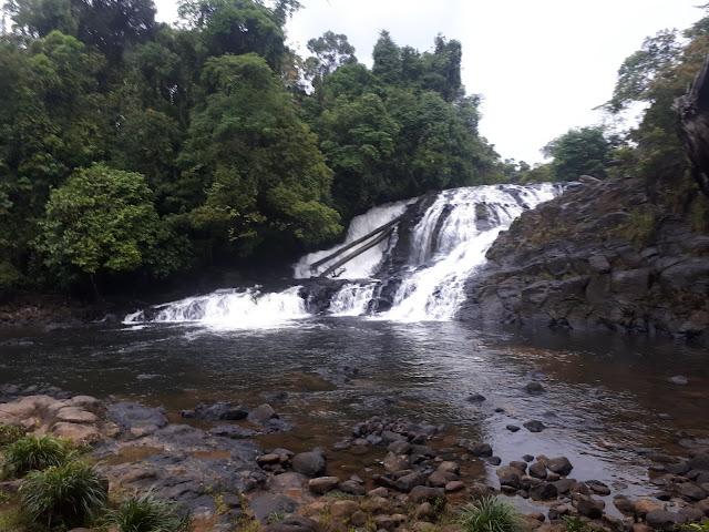 Wisata Riam Pangar Sanggau Ledo Bengkayang