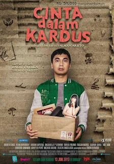 Download film Cinta Dalam Kardus (2013) WEB-DL Gratis