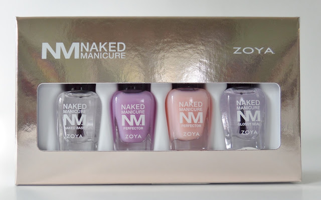 zoya naked manicure travel kit