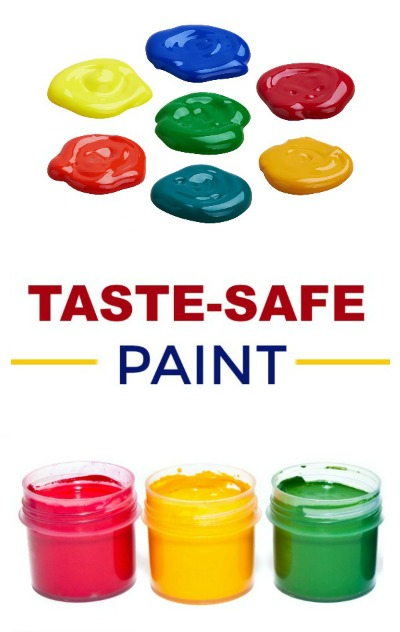 PAINT MADE FROM KOOL-AID: So cool! (easy recipe) #paintingideas #playrecipes #playrecipesforkids #artsandcraftsforkids #paintrecipe #paintrecipeforkids