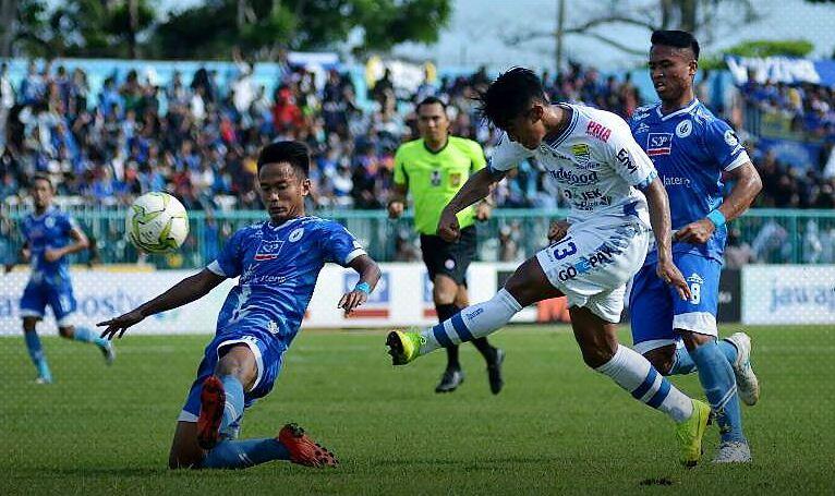 PSCS Cilacap vs Persib Bandung 0-1 Highlights Piala Indonesia 2018
