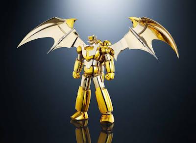 Shin Mazinger Z Gold (Súper Robot Chokokin)