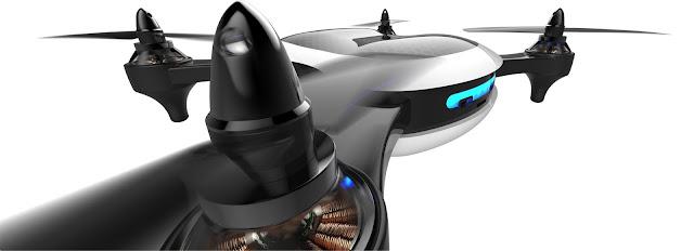 Il Drone Teal supera i 120 km/h