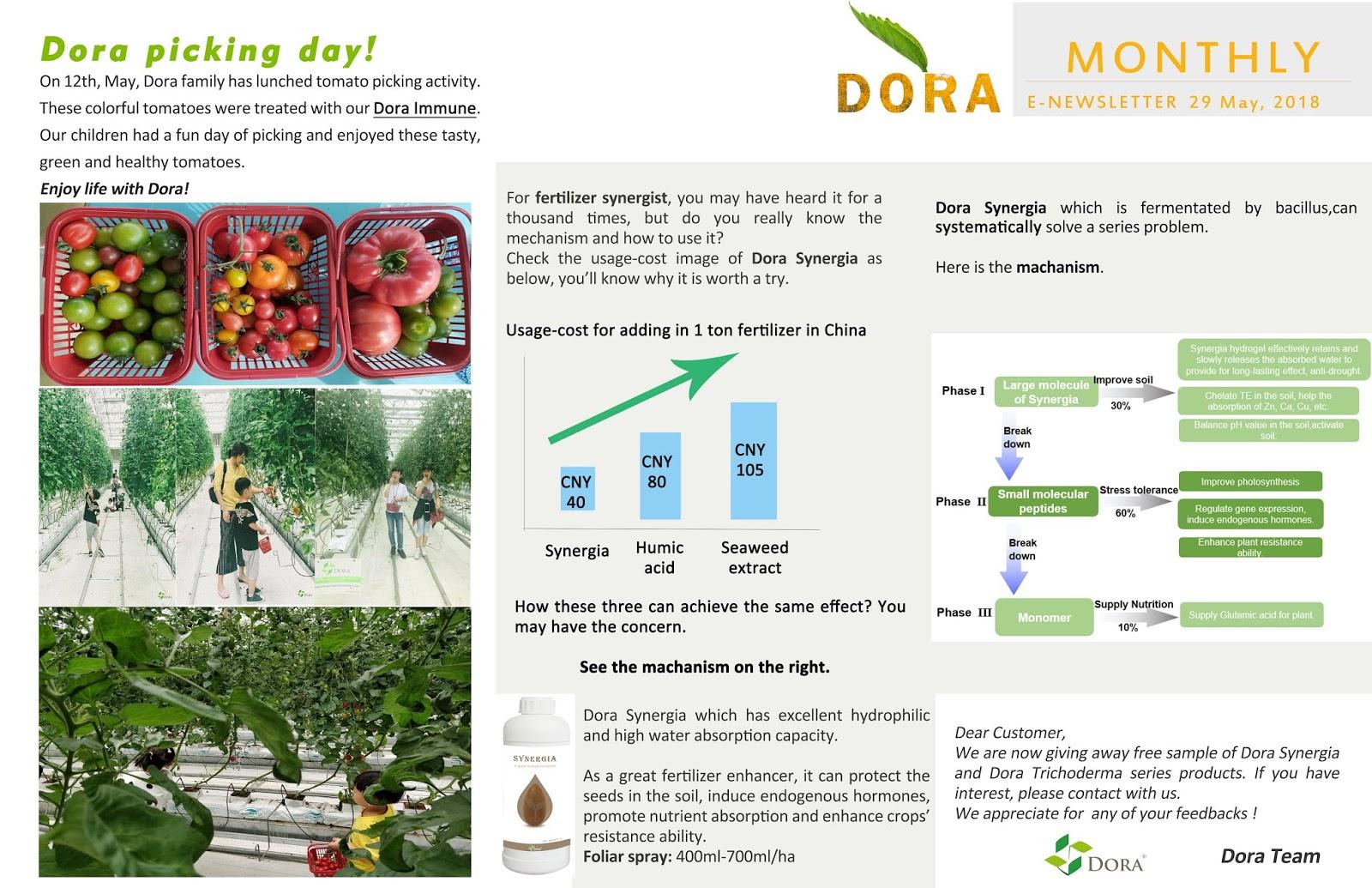 Dora Agri E-newspaper
