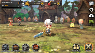 Game Hack Demong Hunter Apk Android