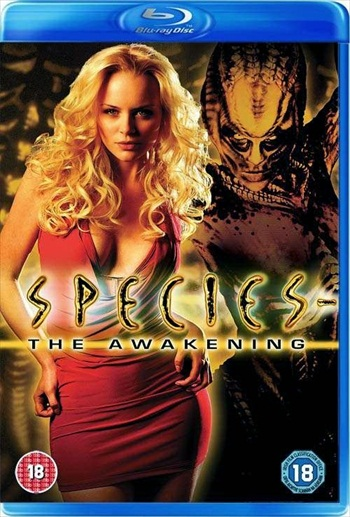 Species IV - The Awakening 2007 UNRATED Dual Audio Hindi 720p BluRay 750mb
