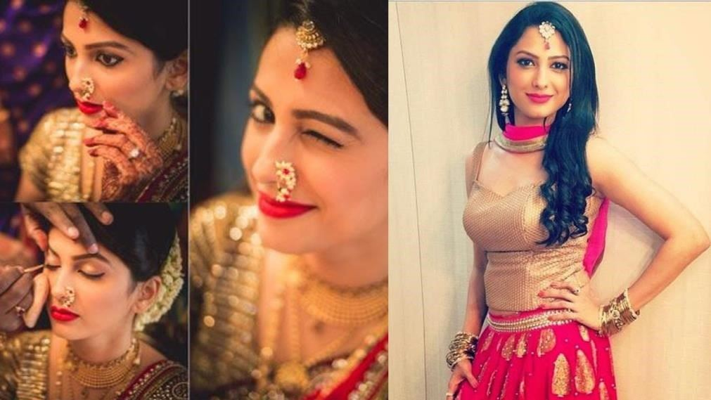 is rucha hasabnis married in real life