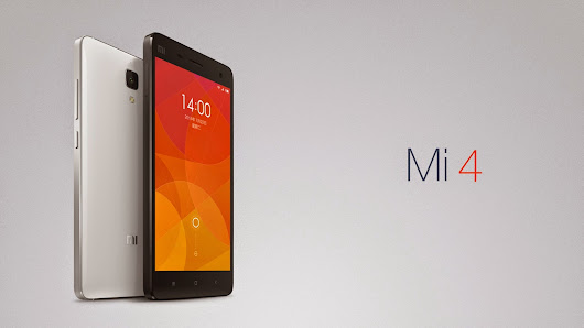 XIAOMI Mi 4 LAUNCHES IN INDIA AT RS.19999/-