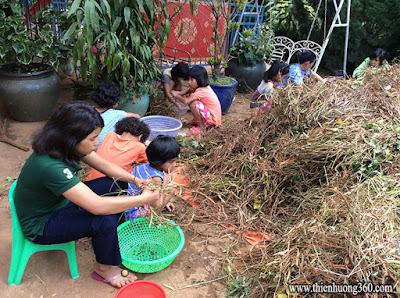 Tấm lòng nhân ái: Nhóm trẻ nhân đạo ở Tà Nung Đà Lạt