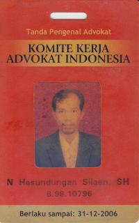 Fungsi Dan Peran Strategis Advokat, Pengacara Jo Legal Officer (LO) Dalam Perusahaan Di Medan-Indonesia