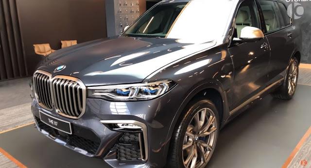 BMW, BMW Videos, BMW X7, Video