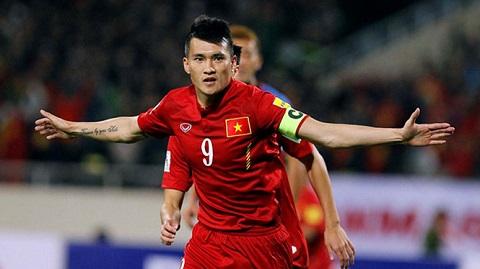 Công Vinh là một trong những cầu thủ khá nổi tiếng của nền Bóng Đá Việt Nam