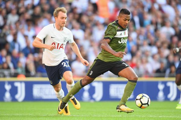 Tottenham Hotspur vs Juventus