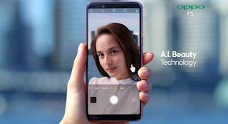 Review Hp Oppo F5 Terbaru 2018