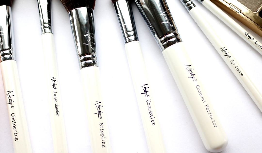 Nanshy Brushes review
