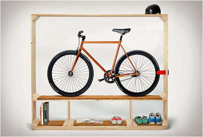 Innovative Bike Racks and Creative Bike Stands (15) 3