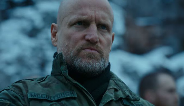 woody harrelson in planet of the apes war