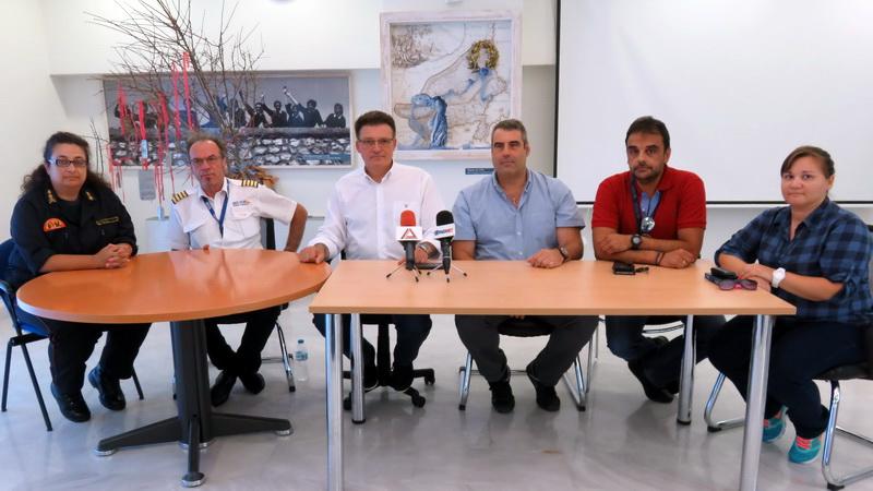 Εθελοντική συνδρομή σχολών εκπαίδευσης πιλότων στην από αέρος επιτήρηση των δασικών περιοχών της ΑΜ-Θ