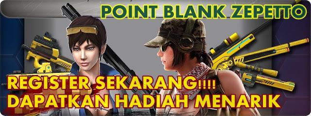Hadiah Untuk Tropper Baru PB Zepetto Indonesia