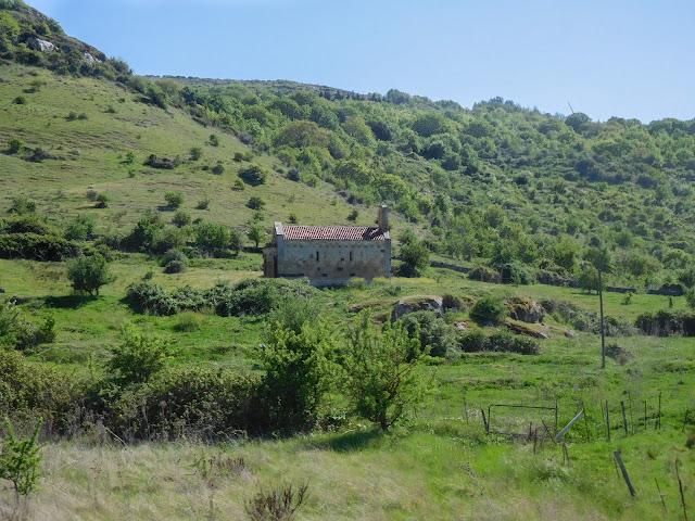 Chiesa di San Lorenzo di Rebeccu