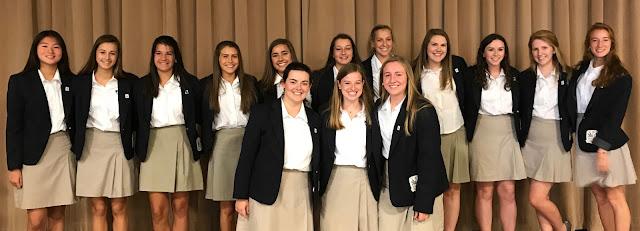 Montgomery Catholic Preparatory School Elects High School Campus SGA Reps 1
