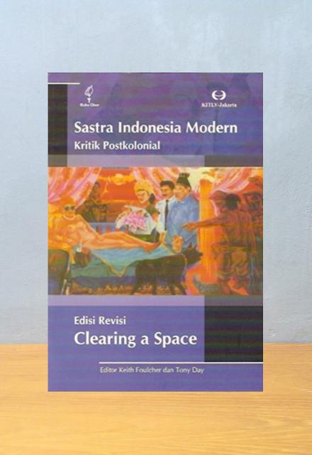 SASTRA INDONESIA MODERN KRITIK POSTKOLONIAL