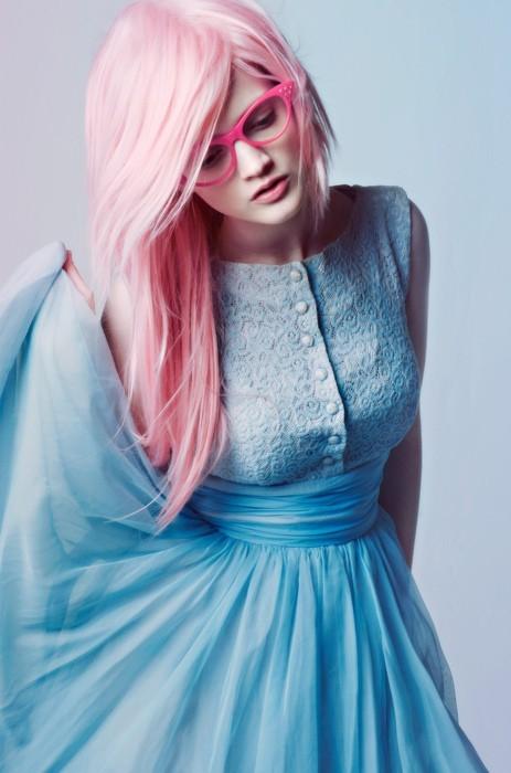 Sakura Kiss: I want: Pink hair!