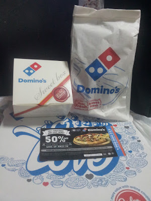 #DTopSecret Dominos Pizza Malaysia still a #secret?
