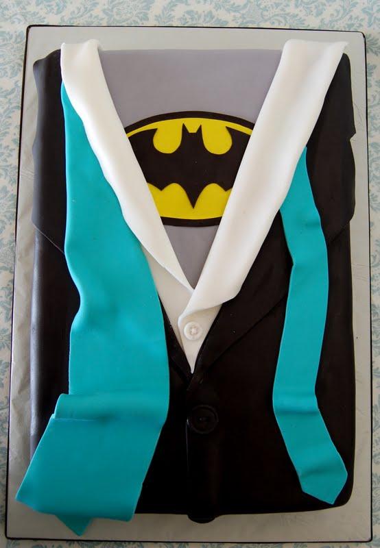 cakefilley batman grooms cake