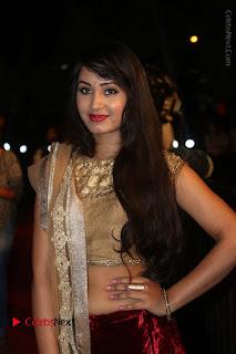 Actress Vennela Stills in Lehenga Choli at Gemini TV Puraskaralu 2016 Event  0046.JPG