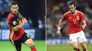 Gales vs Bélgica