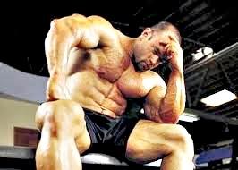 Fatiga muscular por sobreentrenamiento