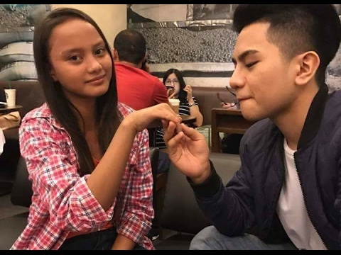 'Badjao Girl' Rita Gaviola Was Seen Hanging Out With A Cute Looking Guy In A Disco! Are They Together?