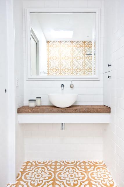 hiszpańska łazienka