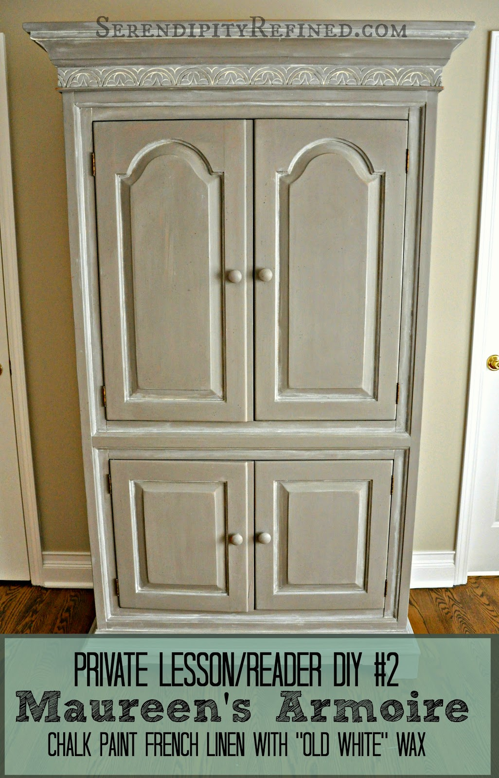 Serendipity Refined Blog Reader Painted Furniture Diy