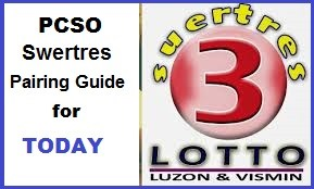 PCSO Swertres Pairing Guide Today Tricks For Pairing Numbers